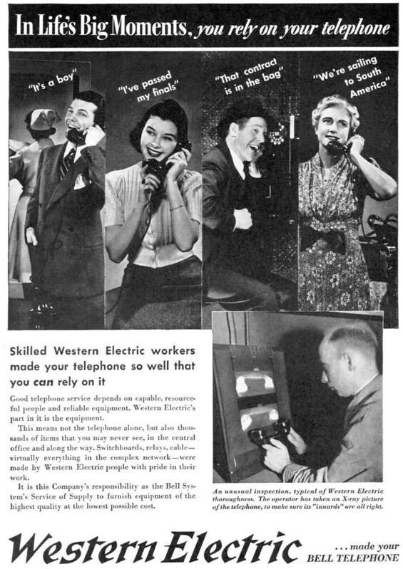 Western Electric 1940