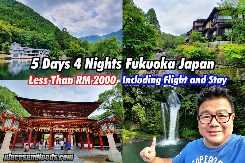 5 days 4 nights fukuoka