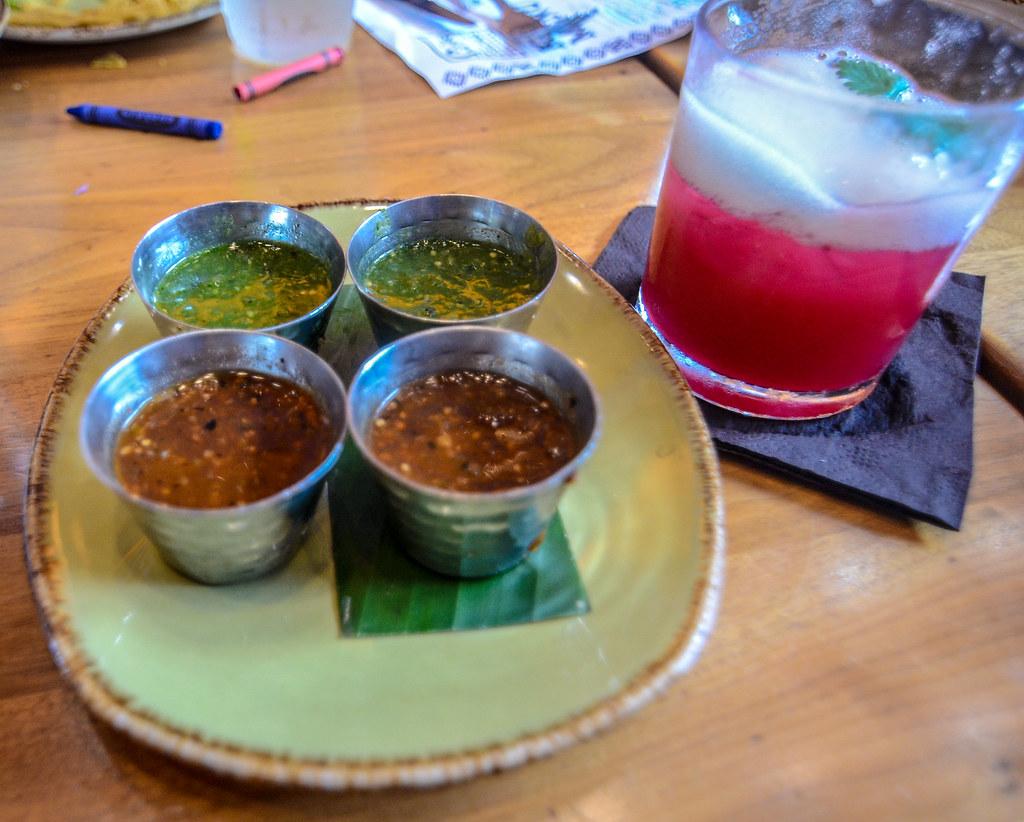Salsa drink Frontera Cocina
