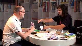 Entrevista a Ferran Cerdans Serra, Tens un racó dalt del món, Jesús Maria Tibau.
