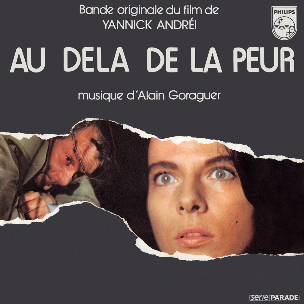 Alain Goraguer - Au delà de la peur