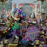 ISKCON Chowpatty Deity Darshan 29 Aug 2019