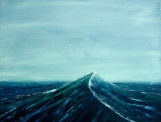Open sea.