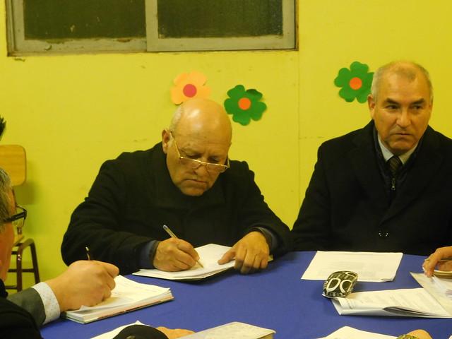 Primera Reunión UNIPECH Cabrero