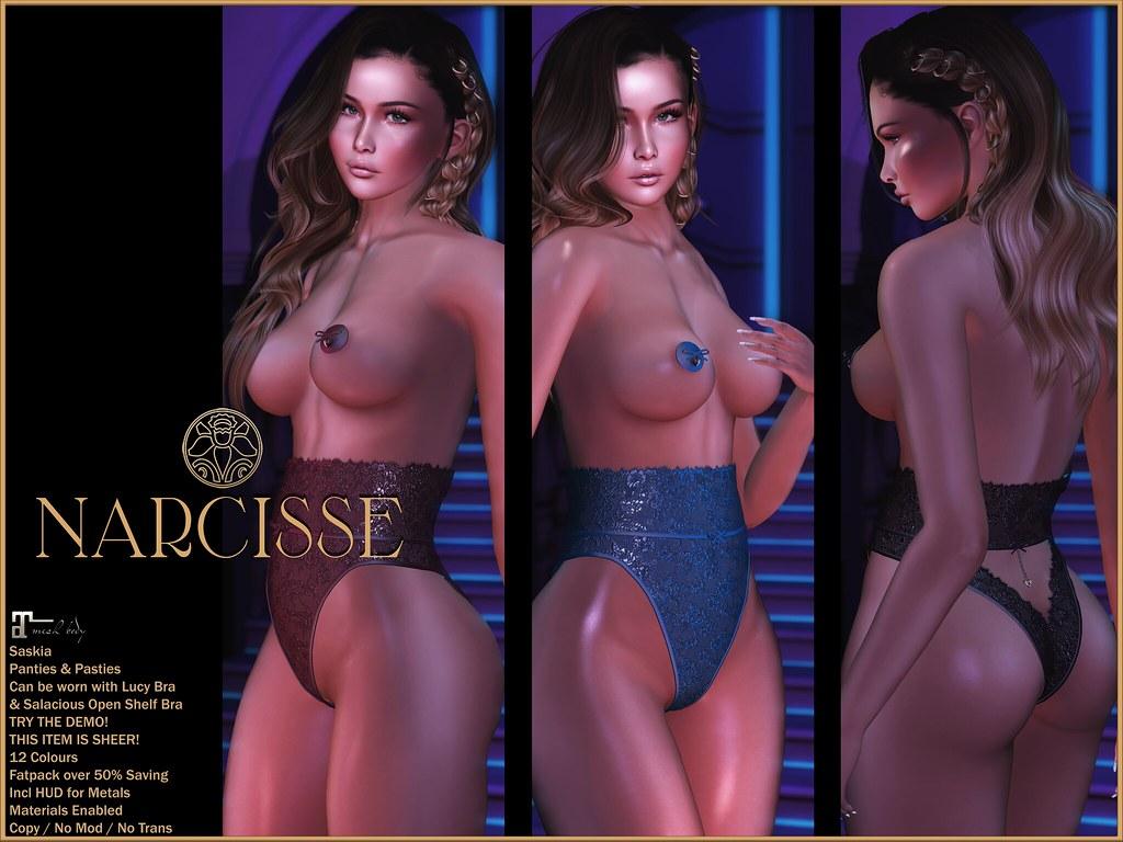 Saskia @ Kinky Monthly
