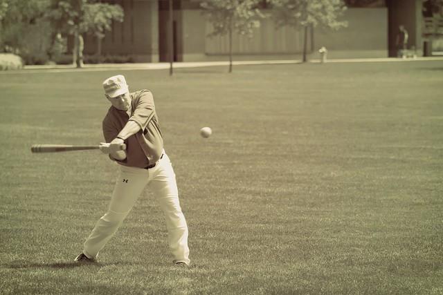 Vintage Baseball, Cantigny Park. 60 (EOS)
