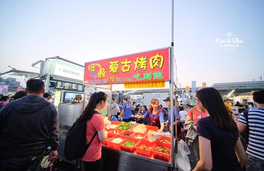 台中新大慶夜市20