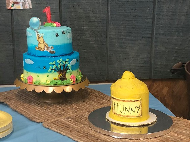 Cake by Mary Sue's Creations
