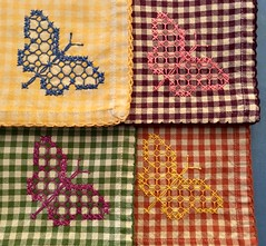 Butterfly Napkin Set