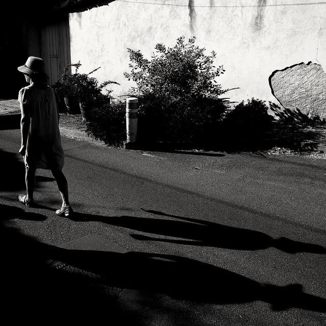 Shadows ( serie black texture )