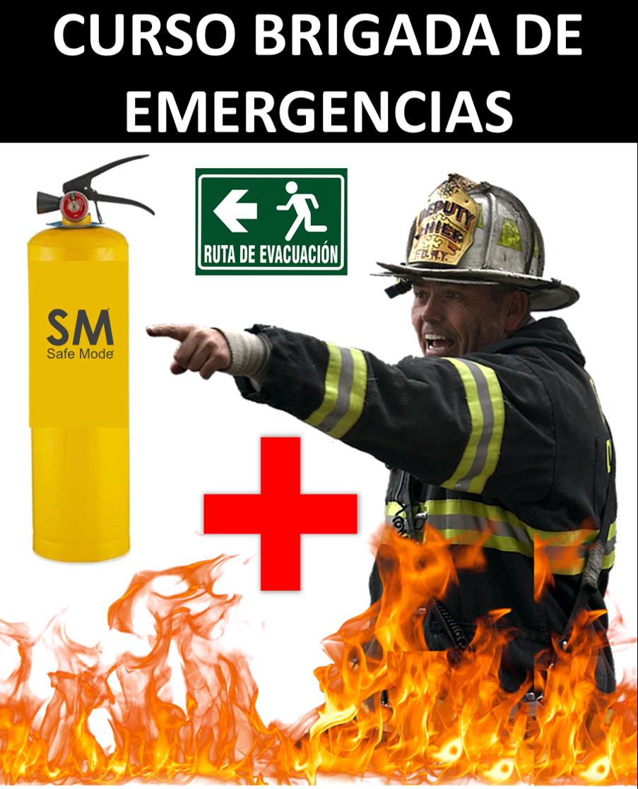 Curso virtual brigada de emergencia