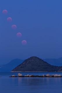 Total Lunar Eclipse (21/01/2019)