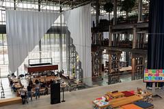 LocHal City Library of Tilburg