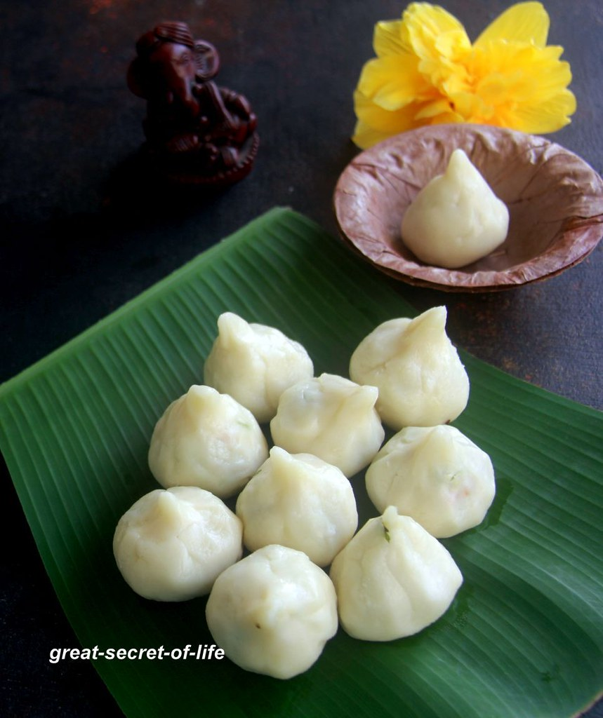 mixed vegetable Kolukattai (kozhukattai) recipe - Savory kozhukattai recipe with mixed vegetables - Ganesha Chathurti recipe - Pooja, Naivedyam recipes