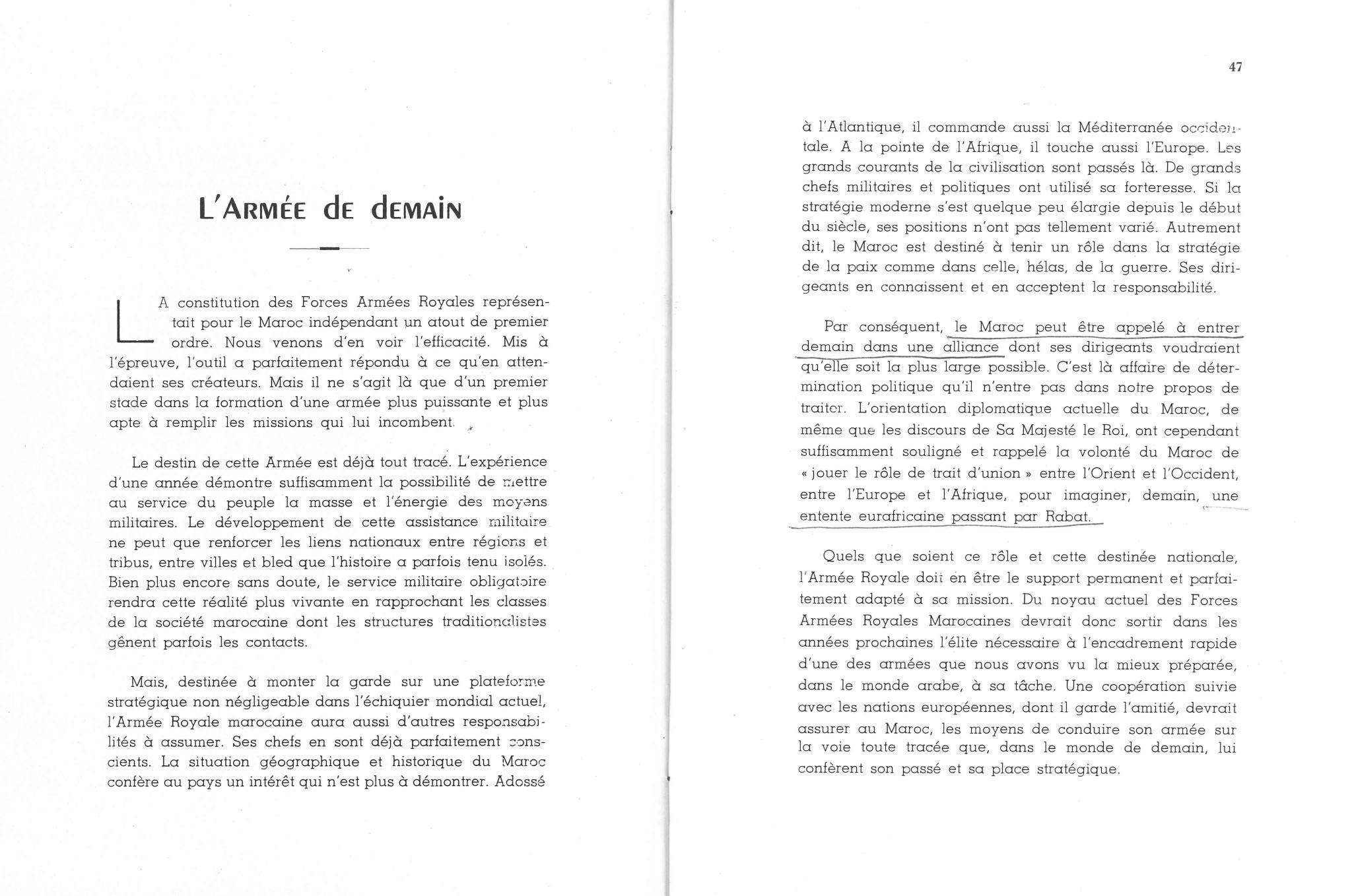 1957 - Les Forces Armées Royales  48642432671_369f494534_o