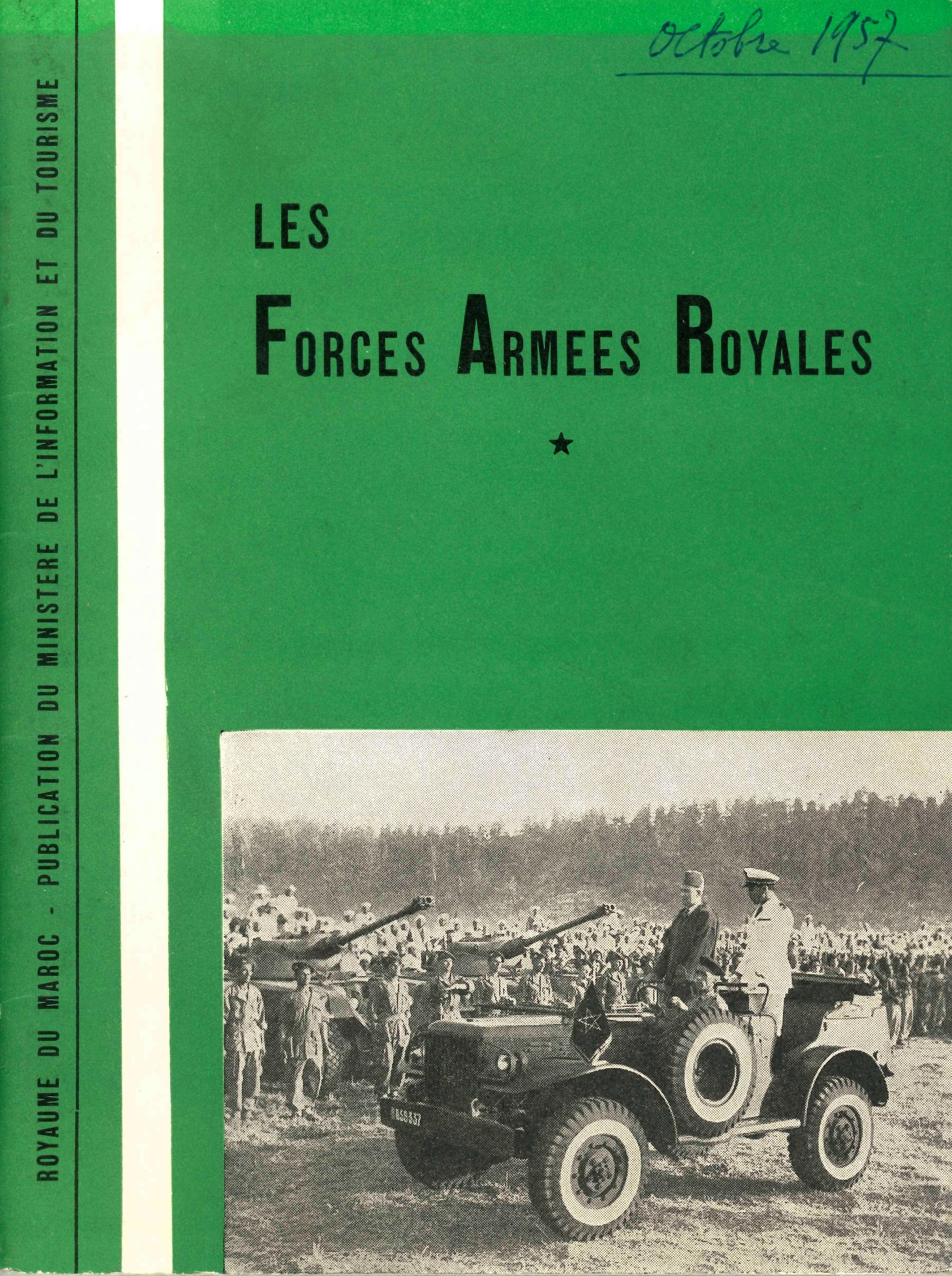 1957 - Les Forces Armées Royales  48642436361_e46ce6f9b8_o