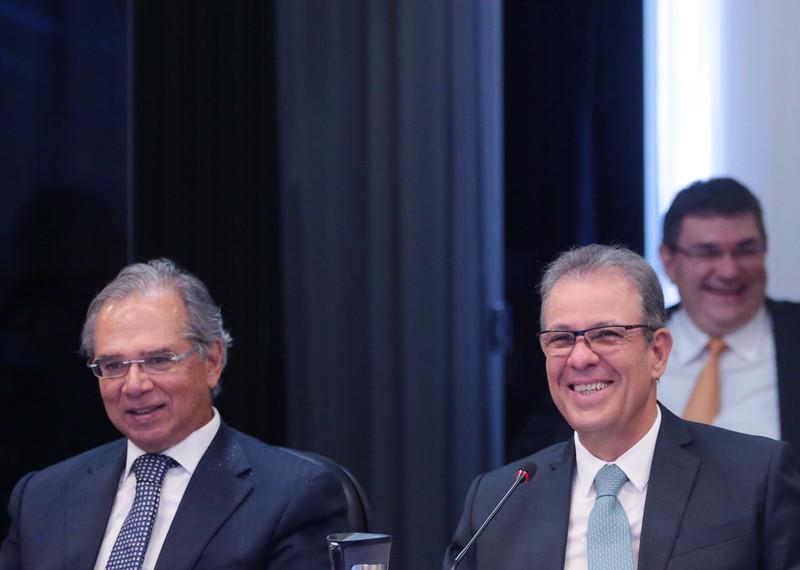 Brasília,29/08/2019: Bento Albuquerque. participa da Reunião do CNPE.