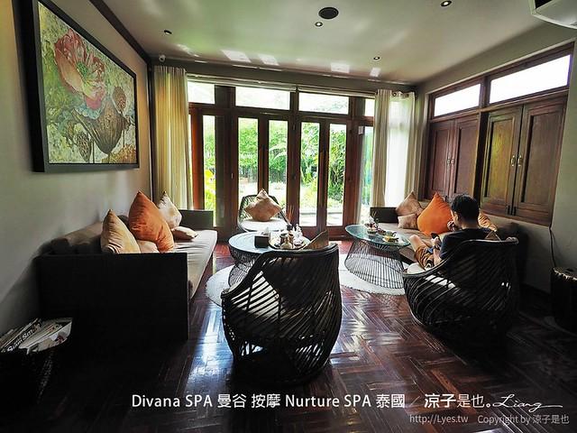 divana spa 曼谷 按摩 nurture 泰國