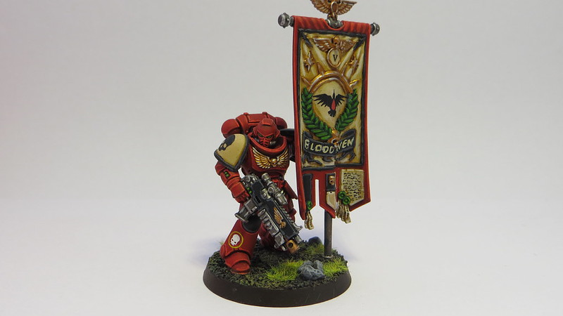Blood Raven Primaris Ancient III