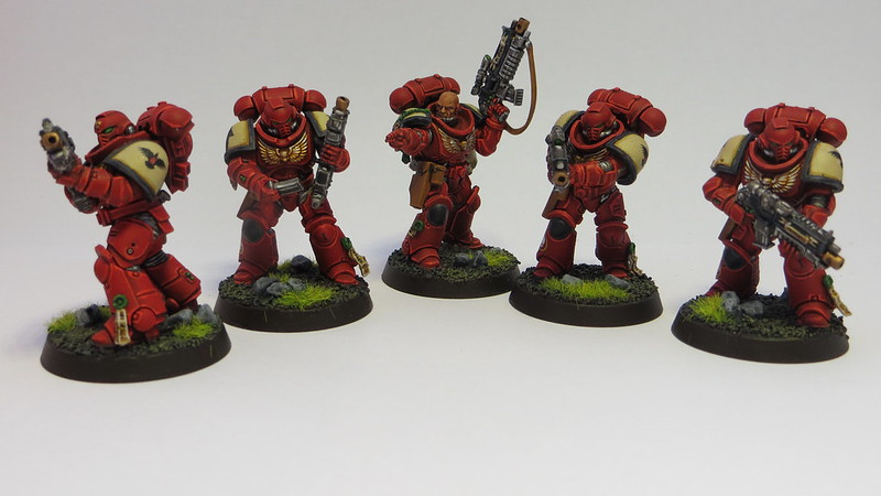 Blood Raven Primaris Intercessors