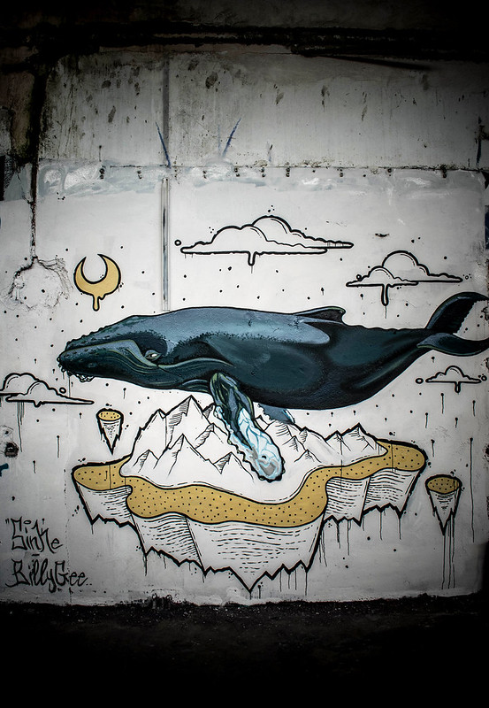 Flying Whale athens