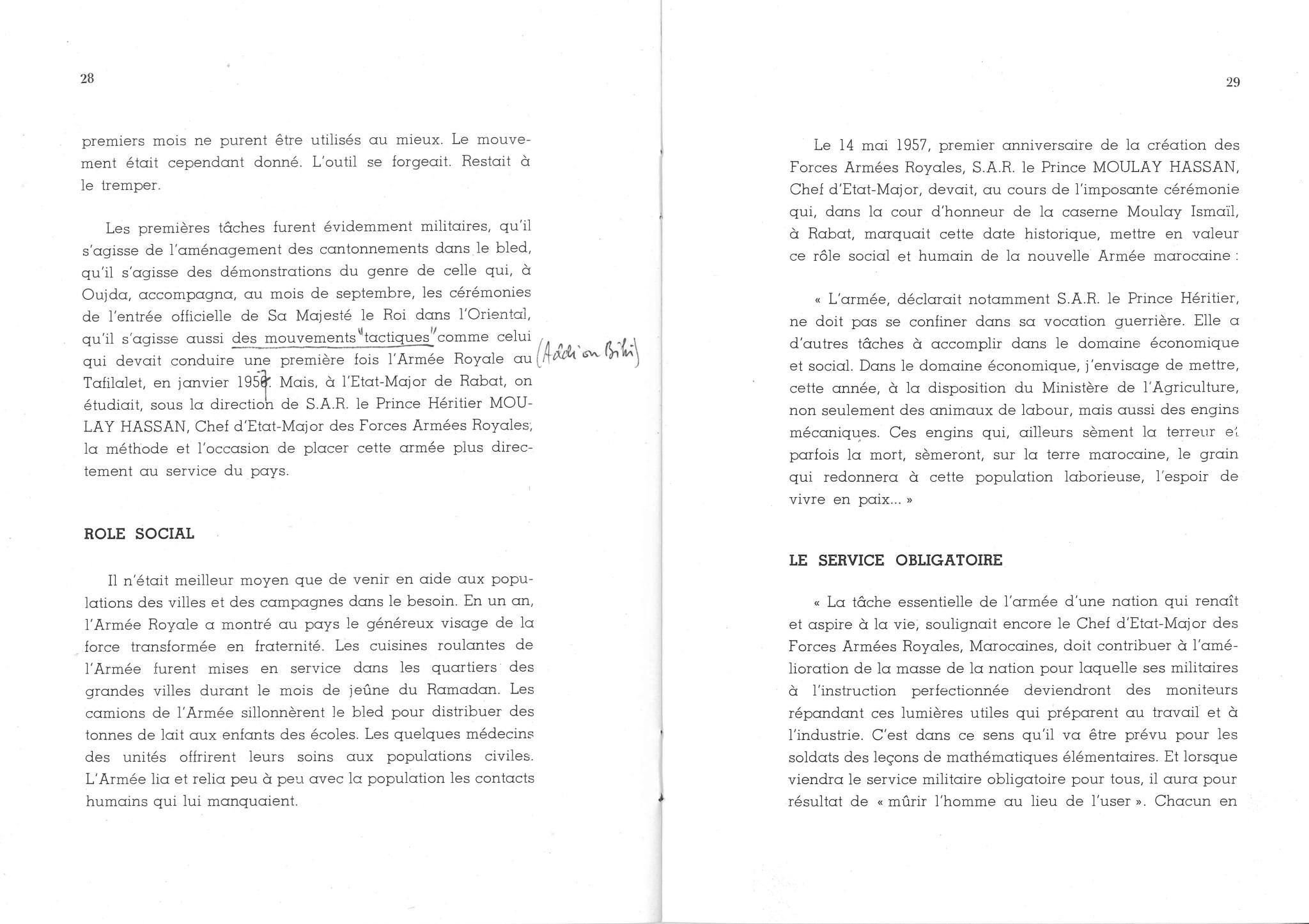 1957 - Les Forces Armées Royales  48642578627_577a17779d_o