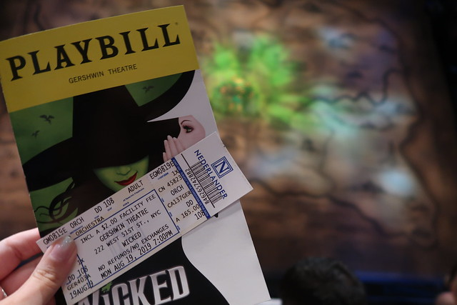 Wicked Gershwin Theater