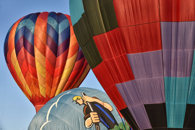 Plainville Fire Company Hot Air Balloon Festival, Plainville, Connecticut