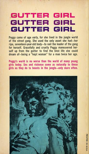 Midwood Books F221 - Jason Hytes - Yesterday's Virgin (back)