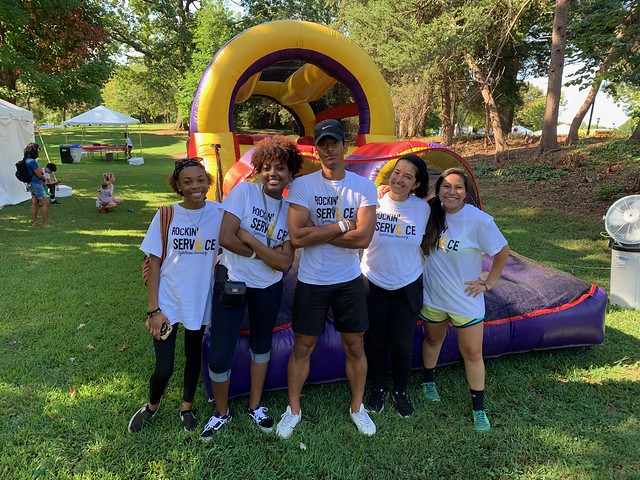 Orientation Day of Service 2019