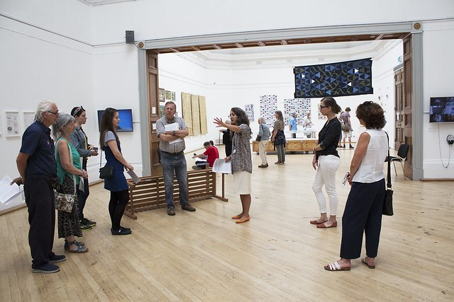 Tuesday Tours of the 167 Annual Open Exhibition