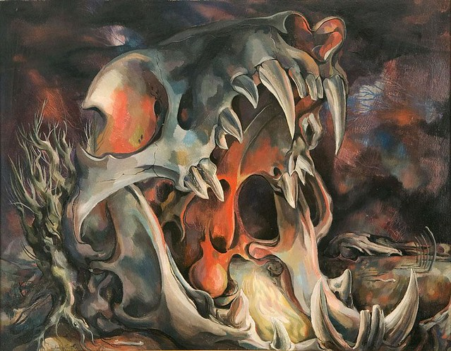 The Macabre: Halloweeen Art History Day School