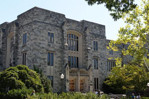 Newman Library - Virginia Tech