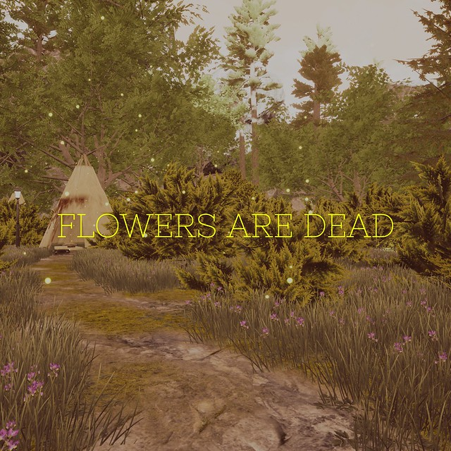 Flowers Are Dead