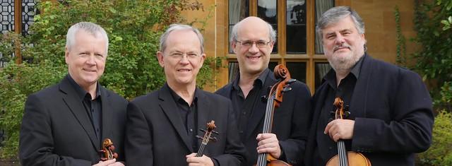 RWA_Coull Quartet Fundraising Concert at the RWA