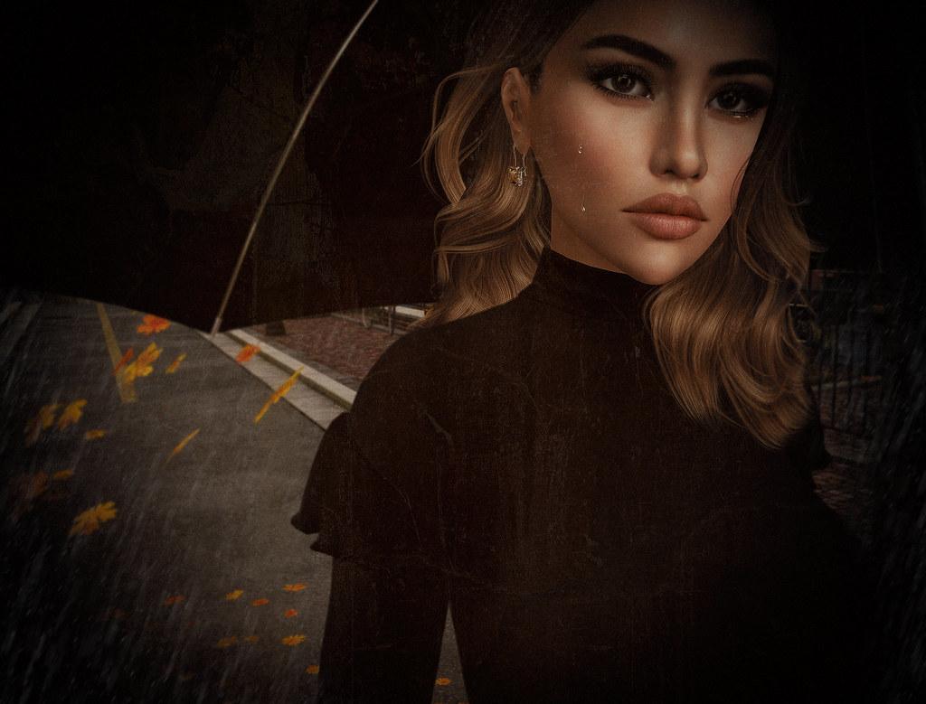 Outside is raining but inside is wet