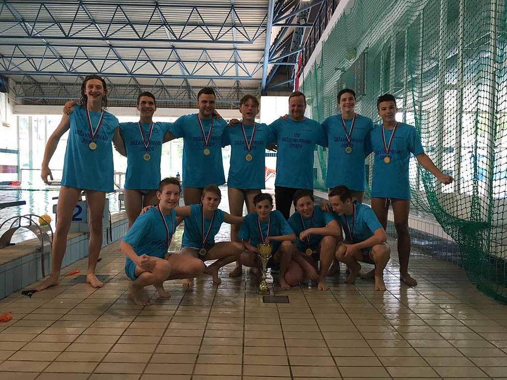 Državni prvaki U15