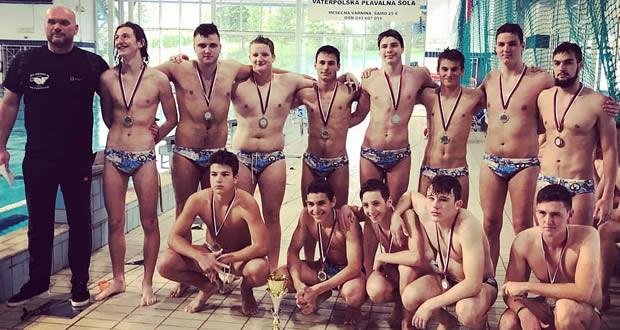 Kadeti osvojili drugo mesto v državnem prvenstvu