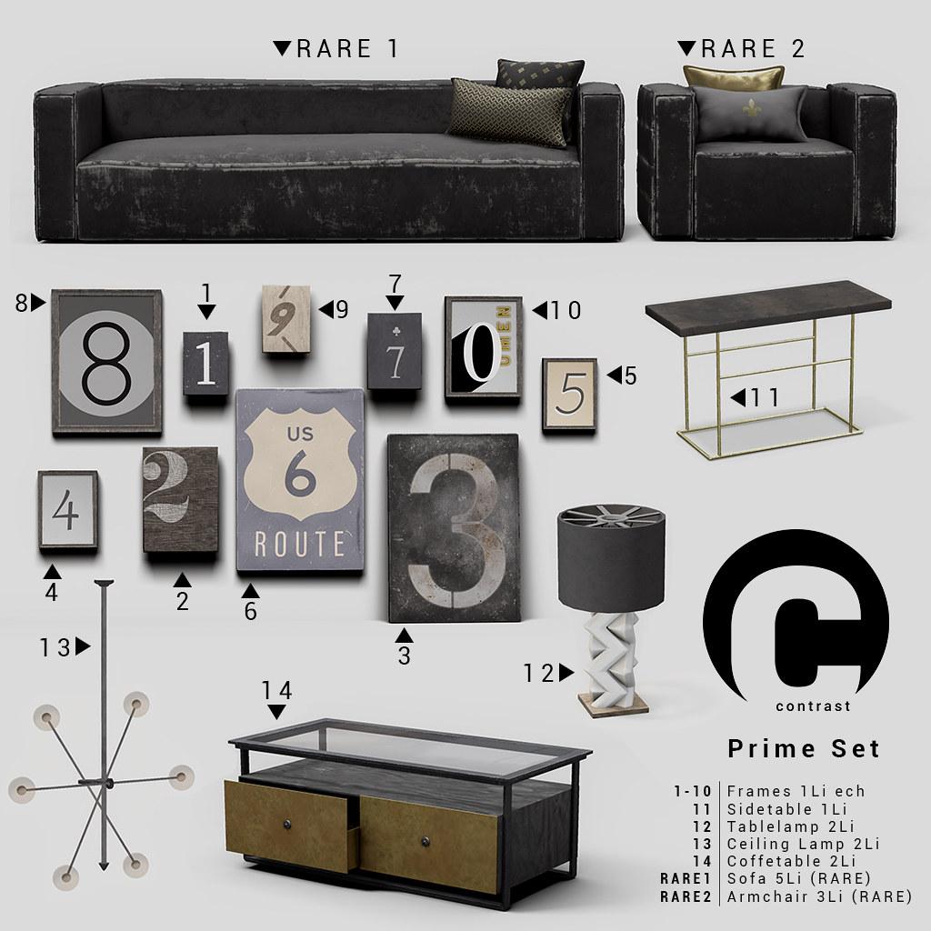 Contrast - Prime Set @ Arcade - TeleportHub.com Live!