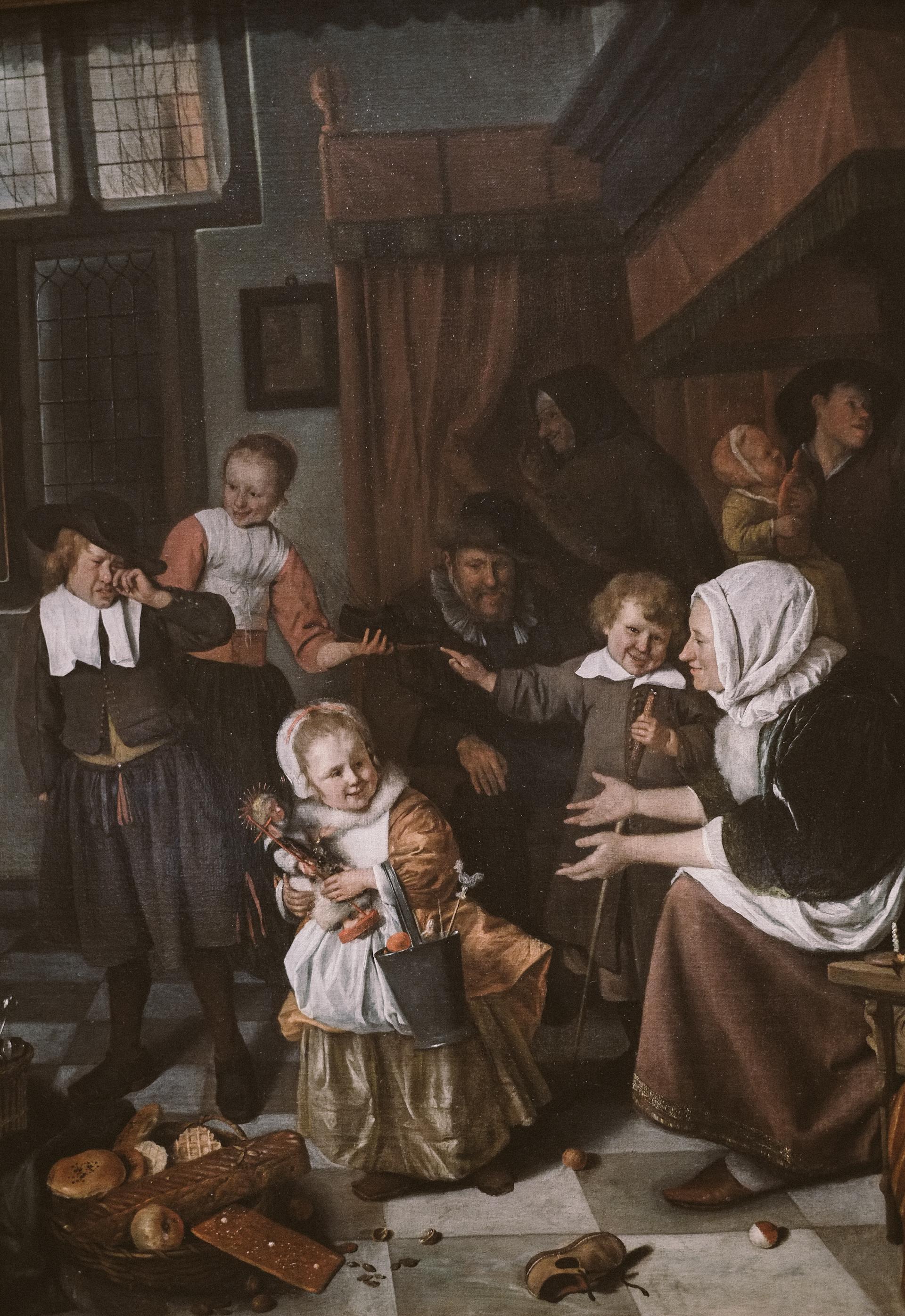 Amsterdam, Rijks Museum