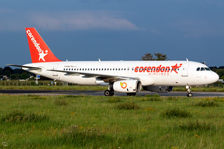 Corendon (Orange2Fly) - Airbus A320-232 - SX-ODS