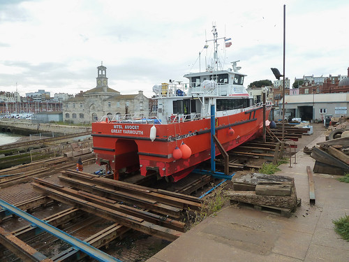 Slipway boat