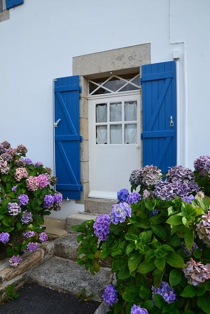 Entrée par la petite porte