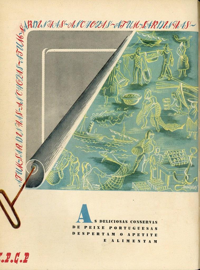 «Panorama», N.º 28, 1946, p. 60 (contracapa)