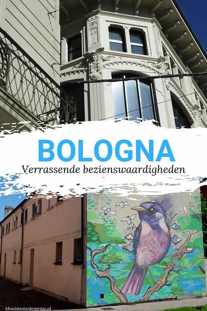 Bezienswaardigheden Bologna: bekijk bijzondere bezienswaardigheden in Bologna | Mooistestedentrips.nl