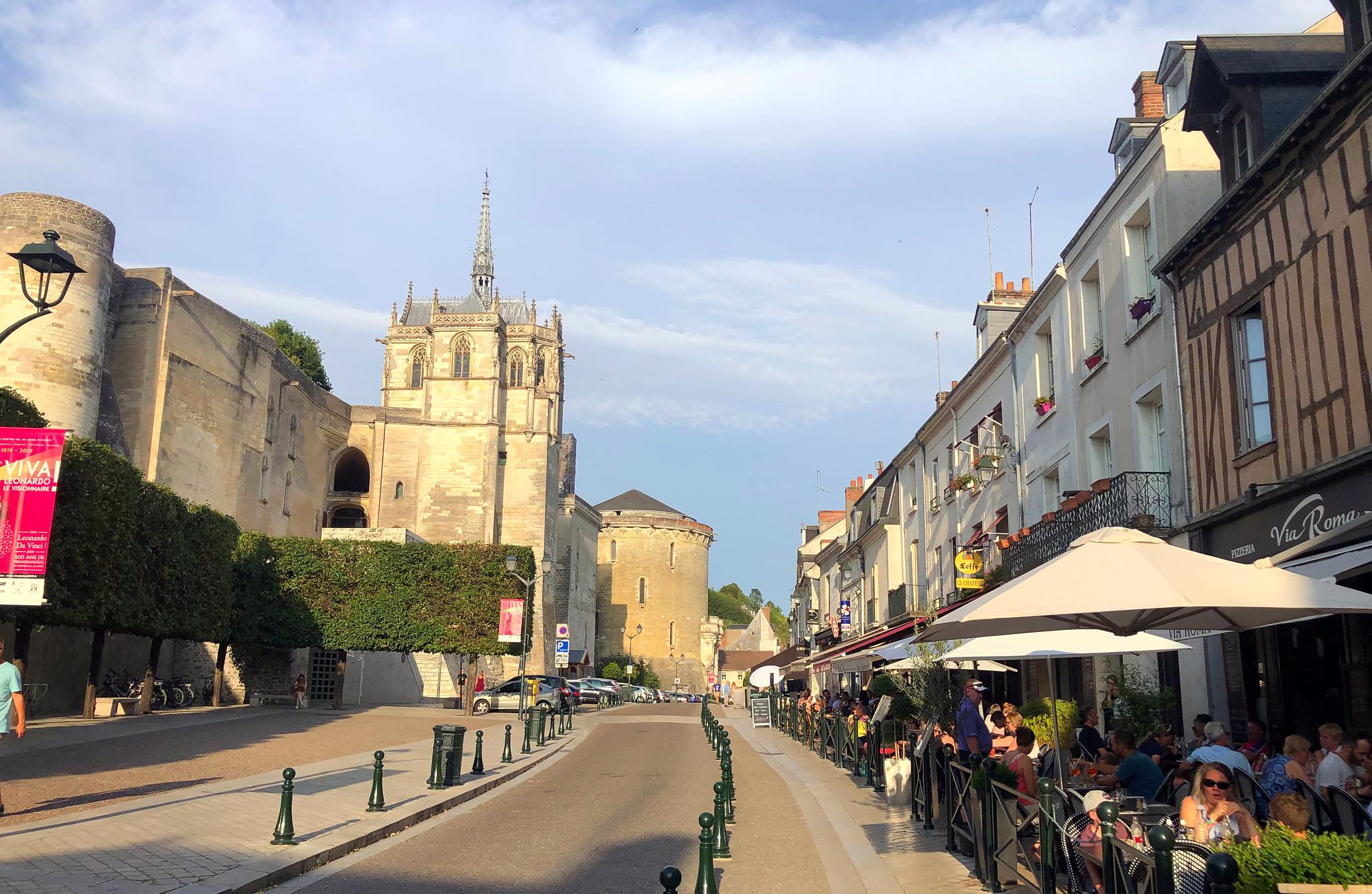 Valle del Loira en 2 días, Francia - Amboise, Tours, Chenonceau valle del loira en 2 días - 48643934412 292abcb5c9 k - Valle del Loira en 2 días