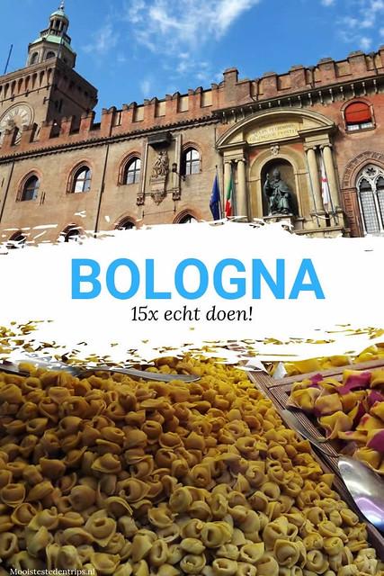 Doen in Bologna: de 15 leukste dingen om te doen in Bologna | Mooistestedentrips.nl