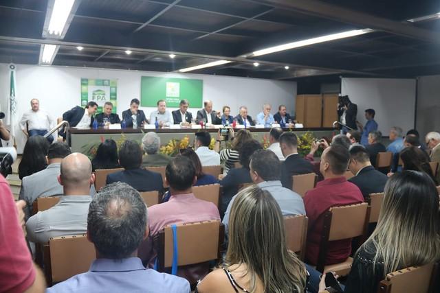 29/08/2019 Reunião FPA - Casa Farsul - Expointer