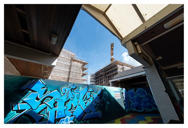 Street Art City Kijkduin _ 5
