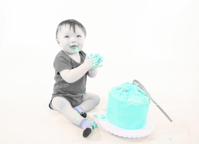 Sonny Cake smash